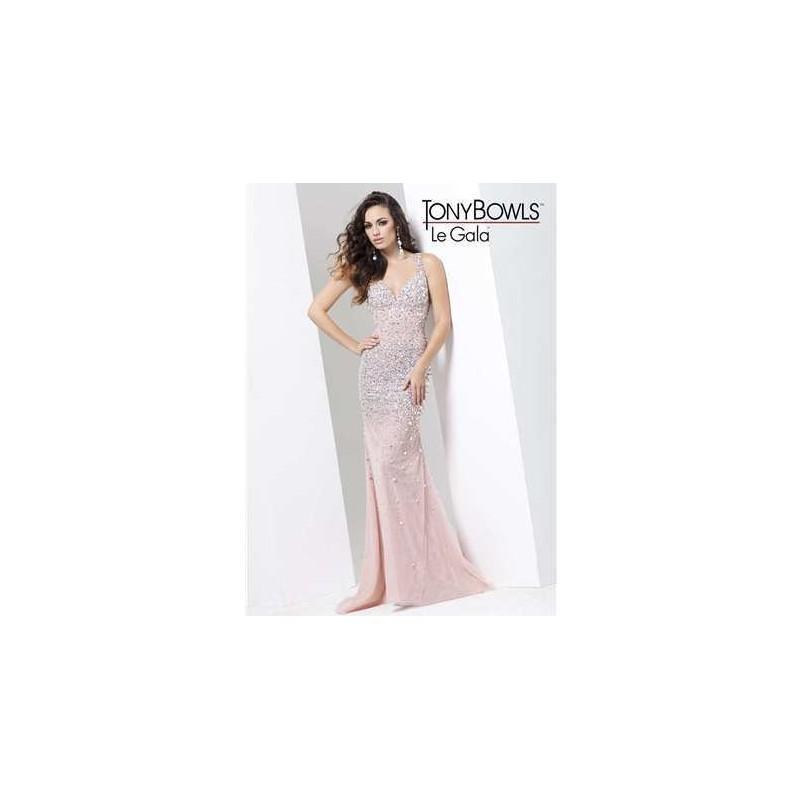 Mariage - Tony Bowls Le Gala Prom Dress Style No. 115514 - Brand Wedding Dresses