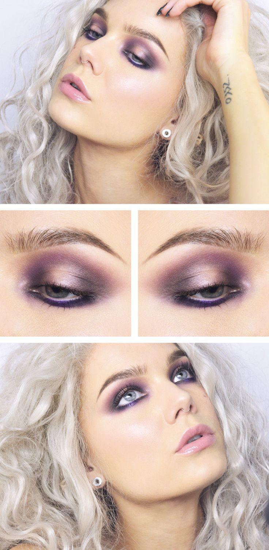Wedding - Pink Dramatic eyes