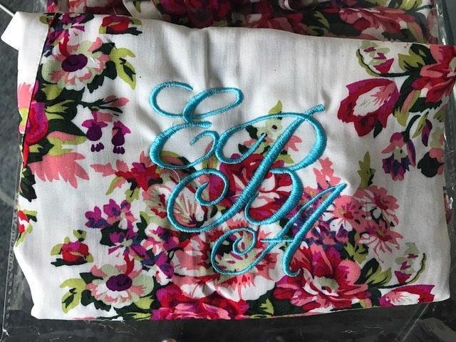 Свадьба - Robe for Bridesmaid, Cotton Wedding Robes, Getting Ready Robes, Flower Girl Cotton Robes, Gift for Bridesmaid, Bridal Party Robe