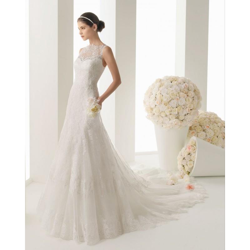 Wedding - 188 Musgo (Rosa Clará) - Vestidos de novia 2017