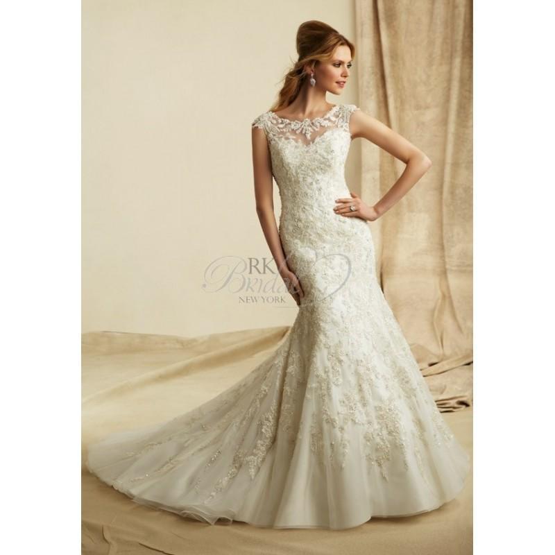زفاف - Angelina Faccenda Bridal Collection by Mori Lee Spring 2013 - Style 1273 - Elegant Wedding Dresses