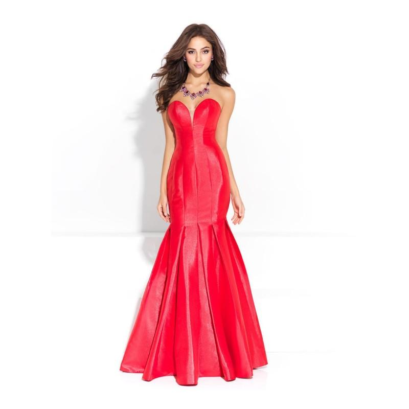 Свадьба - Madison James Special Occasion 17-242 Black,Red,Royal Dress - The Unique Prom Store