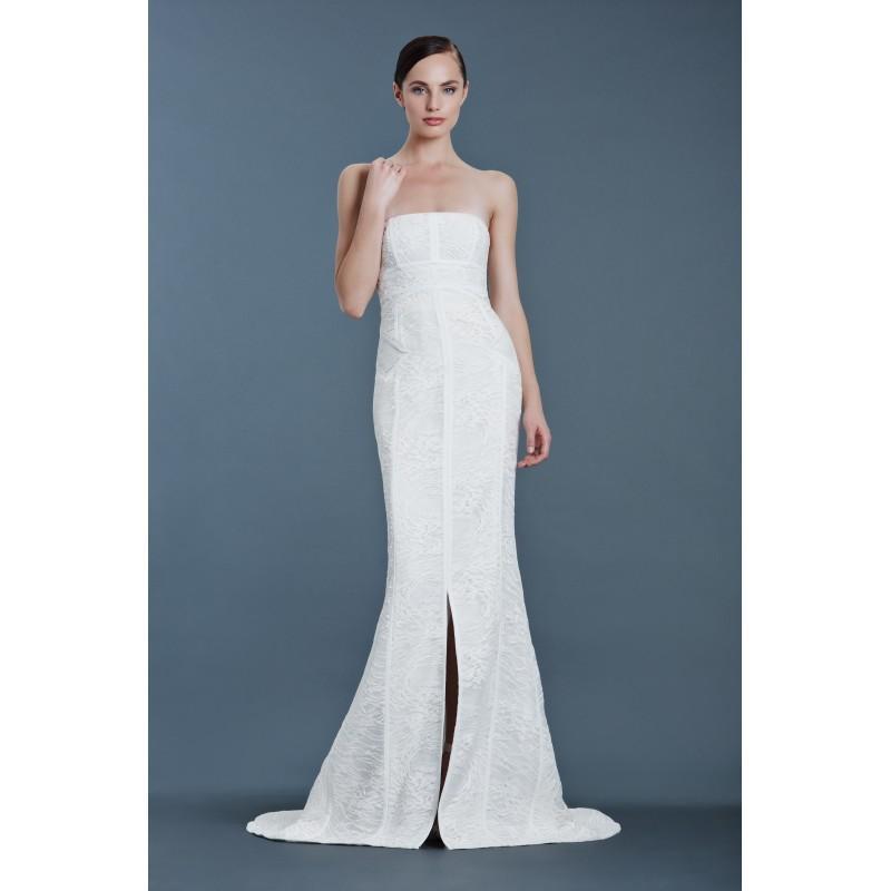 Wedding - J. Mendel Fall Bridal 2016 Style 7 - Wedding Dresses 2017,Cheap Bridal Gowns,Prom Dresses On Sale