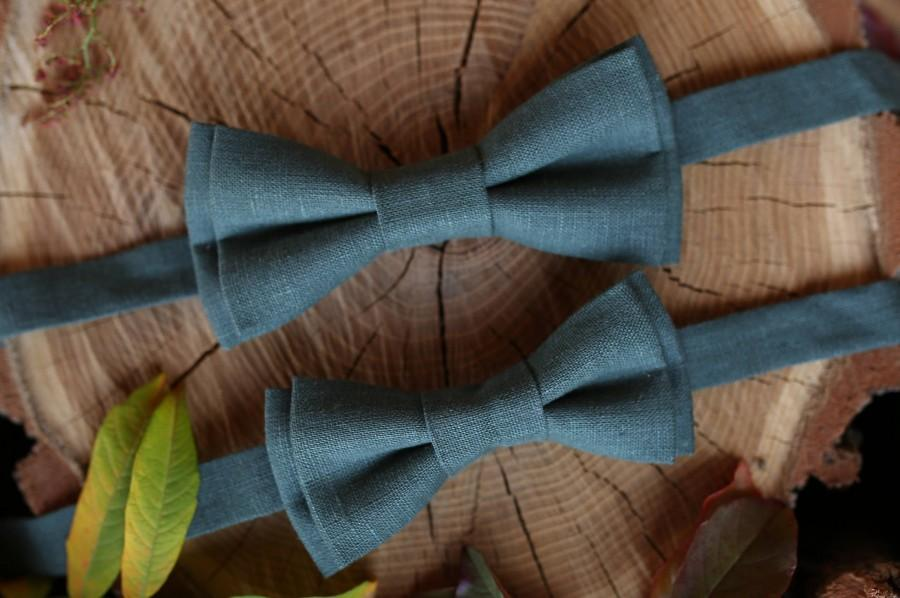 Father And Son Matching Bow Ties Christmas Gift For Men For Son