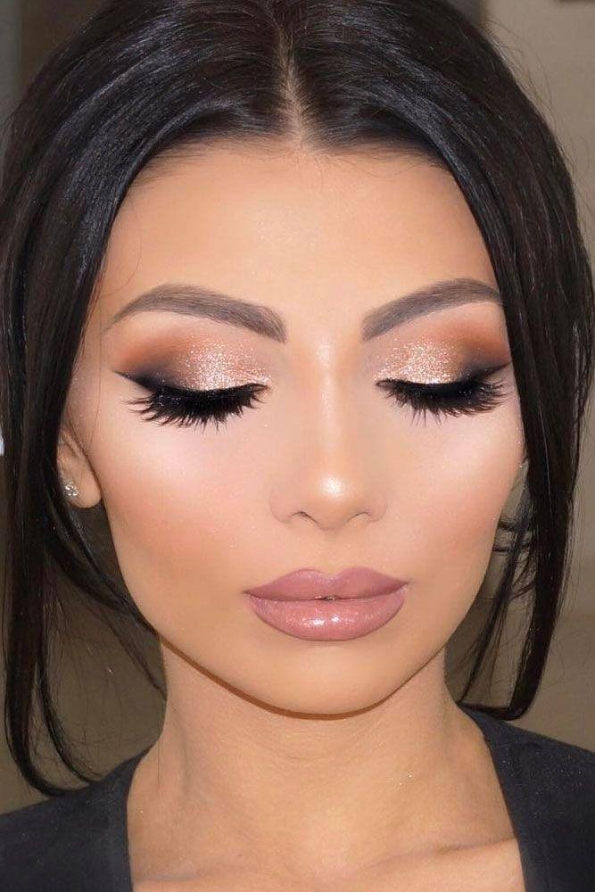 Свадьба - Prom Makeup Idea