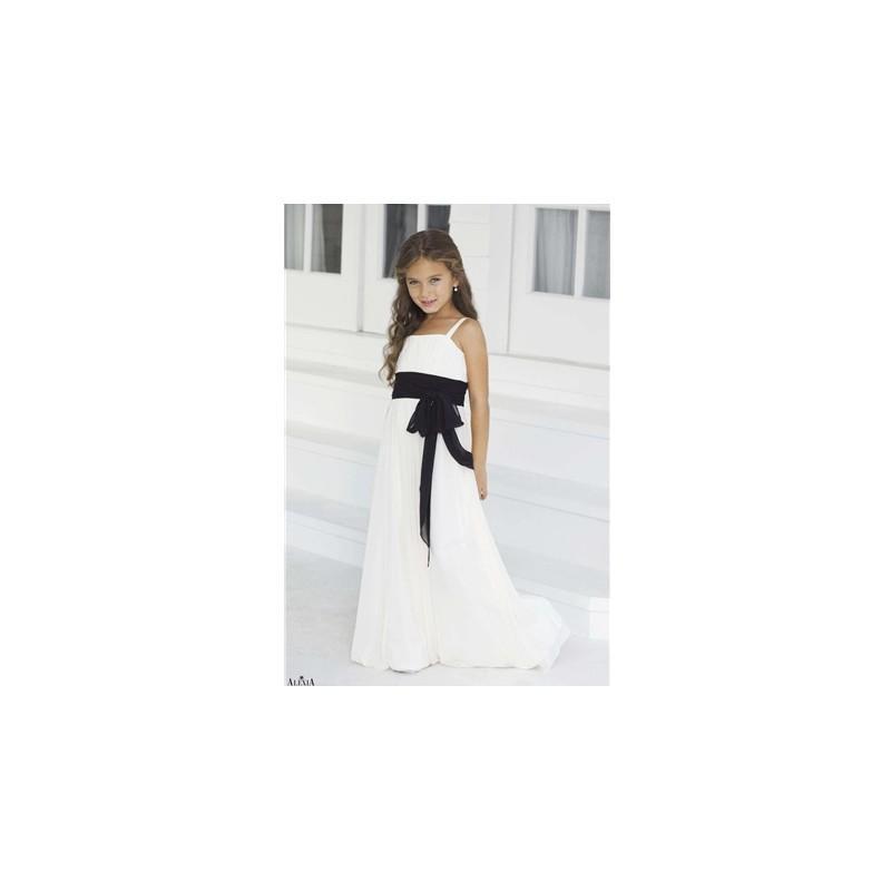 bae3d549707c Alexia Designs Juniors Junior Bridesmaid Dress Style No. 42 - Brand Wedding  Dresses