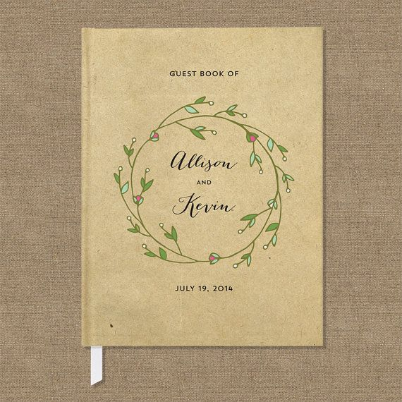 Свадьба - Gästebuch I Guest Book