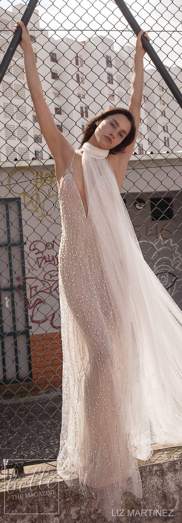Wedding - Wedding Dresses By Liz Martinez 2018 Bridal Collection