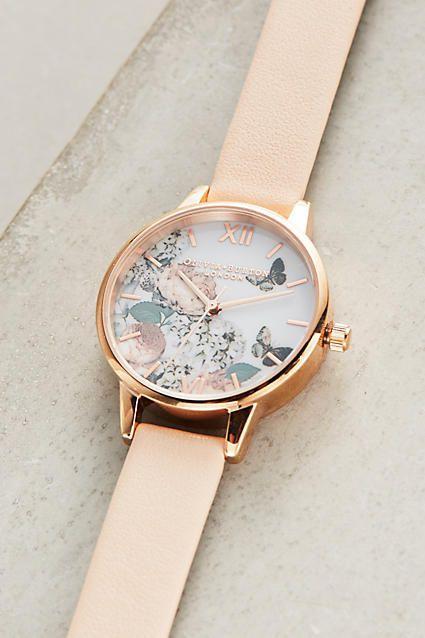 Mariage - Enchanted Garden Watch
