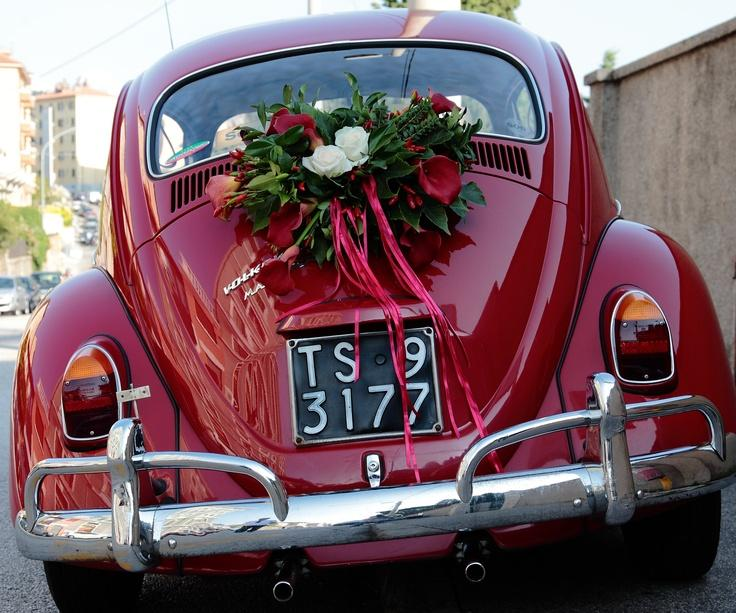 Wedding - Wedding Car Decorations