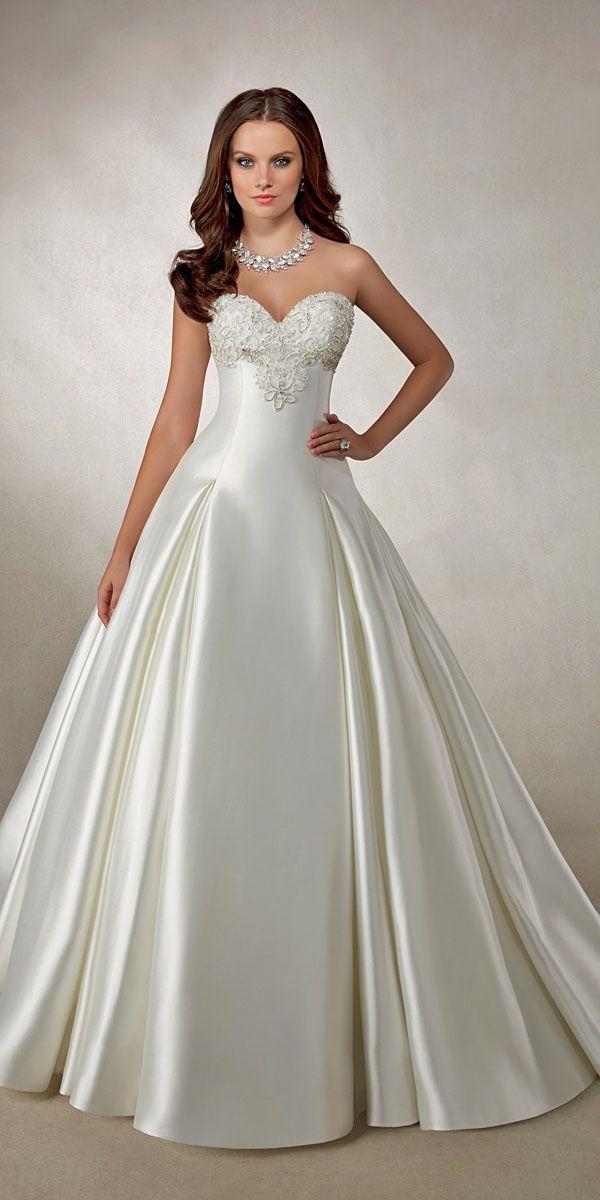Wedding - 18 Wedding Ball Gowns By Amelia Sposa & Ronald Joyce