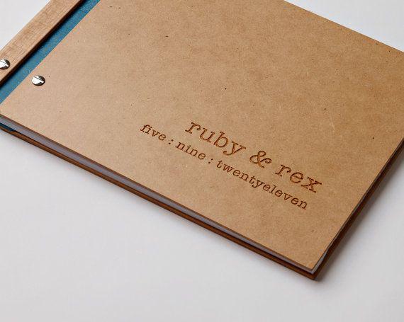 Wedding - Guestbooks