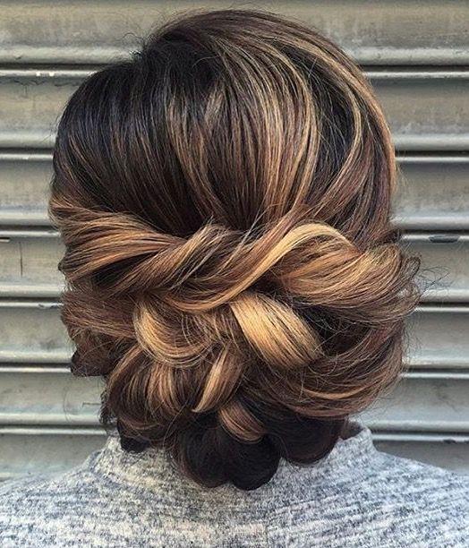 Свадьба - Short Hairstyles