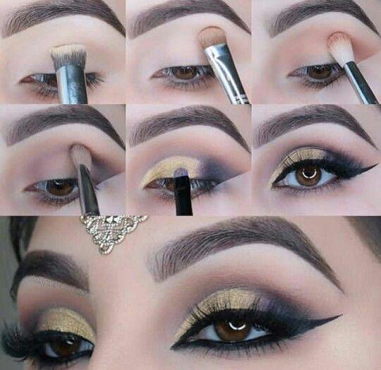 Свадьба - Gold And Black Eyes