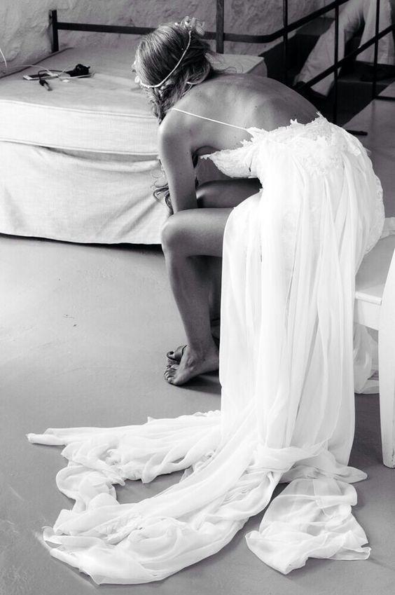 زفاف - ::Noir And White::