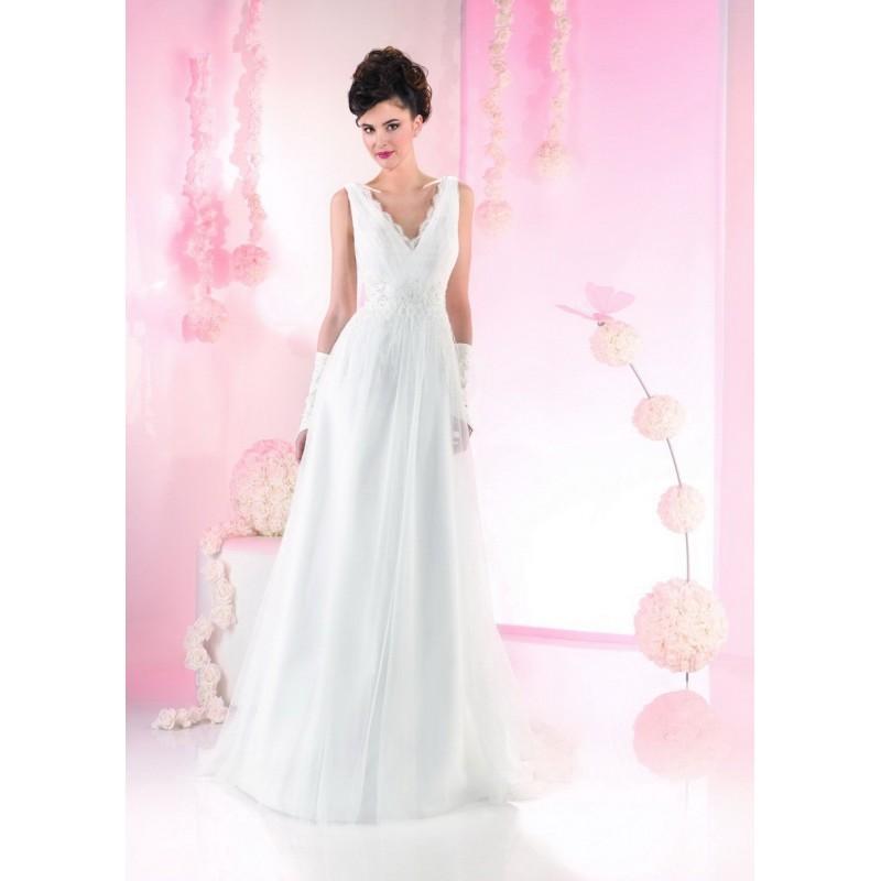 Свадьба - Robes de mariée Just For You 2016 - 165-39 - Superbe magasin de mariage pas cher