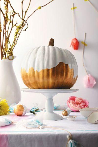Mariage - 10 Best No-Carve Pumpkins