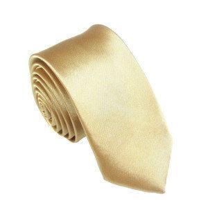 Свадьба - Champagne Gold Tie, Groomsman Tie, skinny tie, groomsman tie set, gold skinny tie, tie