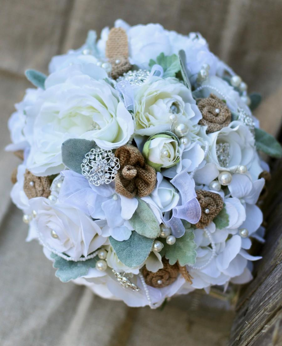 Mariage - Rustic Bouquet