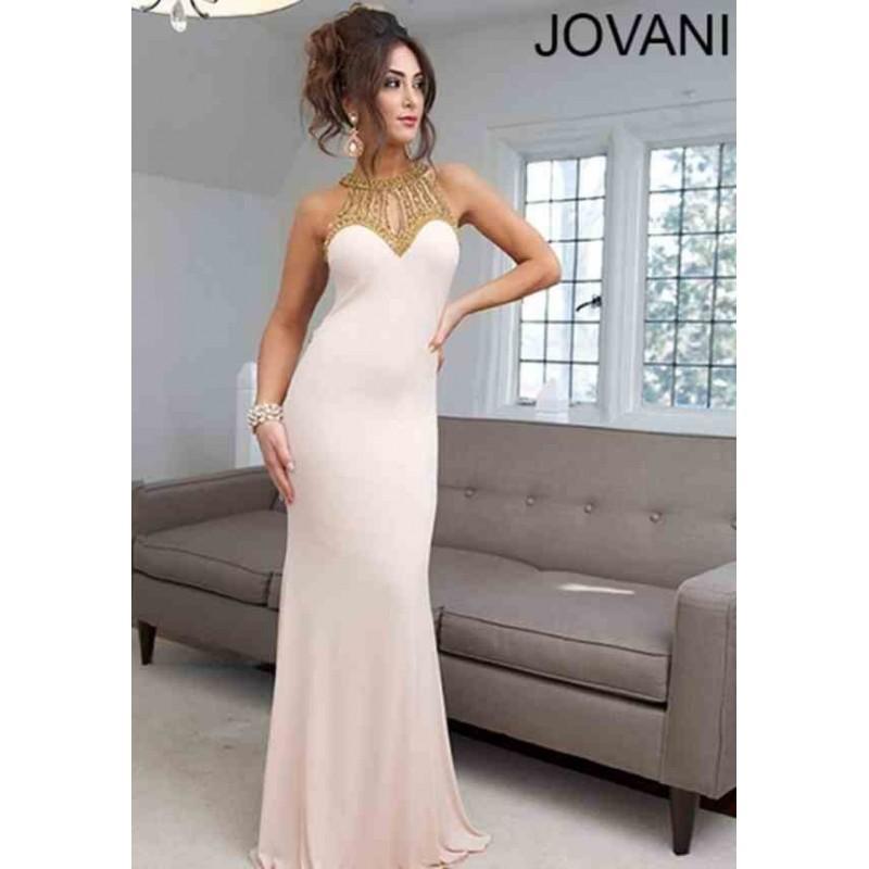 Wedding - Jovani 92989 - 2017 Spring Trends Dresses
