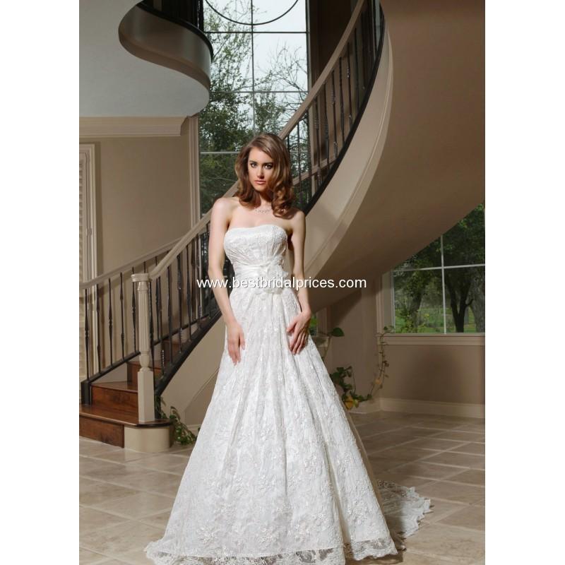 Mariage - Davinci Wedding Dresses - Style 50157 - Formal Day Dresses