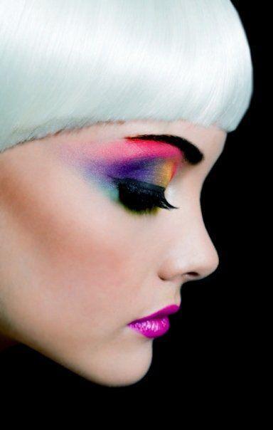 Свадьба - Rainbow Eyeshadow
