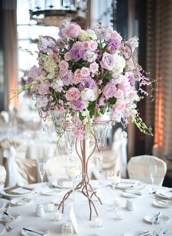 Mariage - Floral Centerpiece
