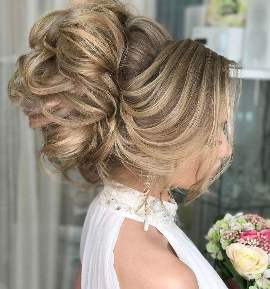 Hochzeit - Wedding Hairstyle Inspiration - Websalon Wedding