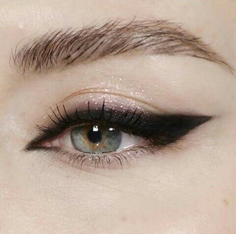 Свадьба - Simple Eye Look
