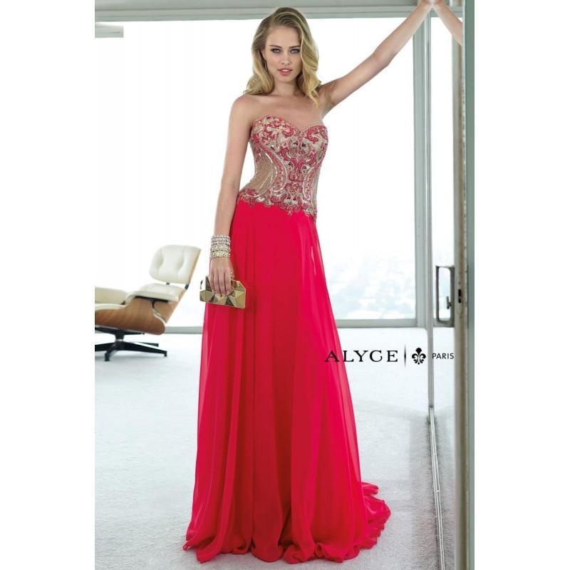 Hochzeit - B'Dazzle by Alyce Alyce Prom 6363 - Fantastic Bridesmaid Dresses