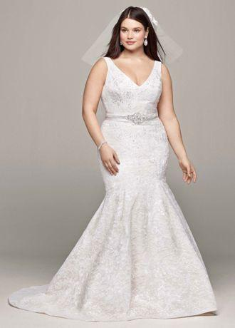 Mariage - Plus Size Wedding Dresses