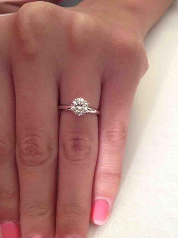 Mariage - Simple Engagement Rings