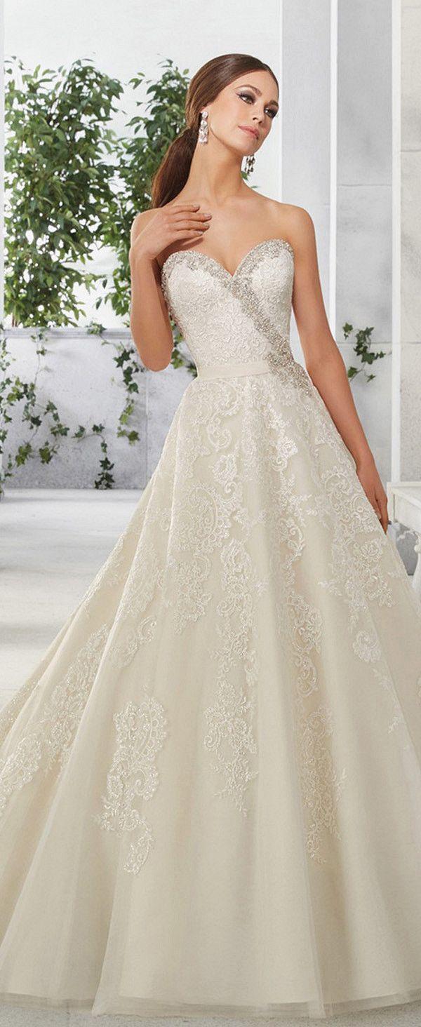 Wedding - A-line Wedding Dress