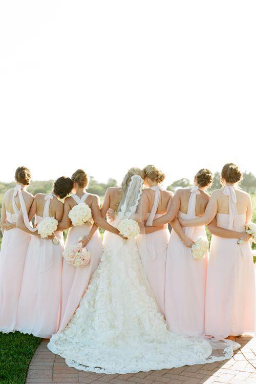 Mariage - Bridesmaid Wedding Photography