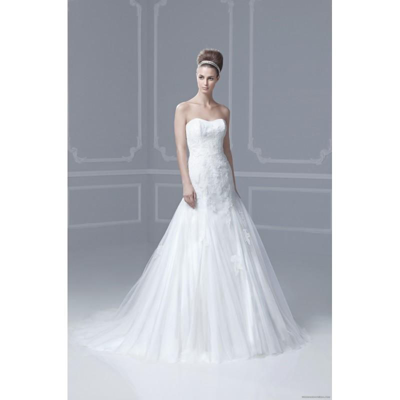 Dorable Ronald Joyce Wedding Gowns Sketch - Wedding Dresses and ...