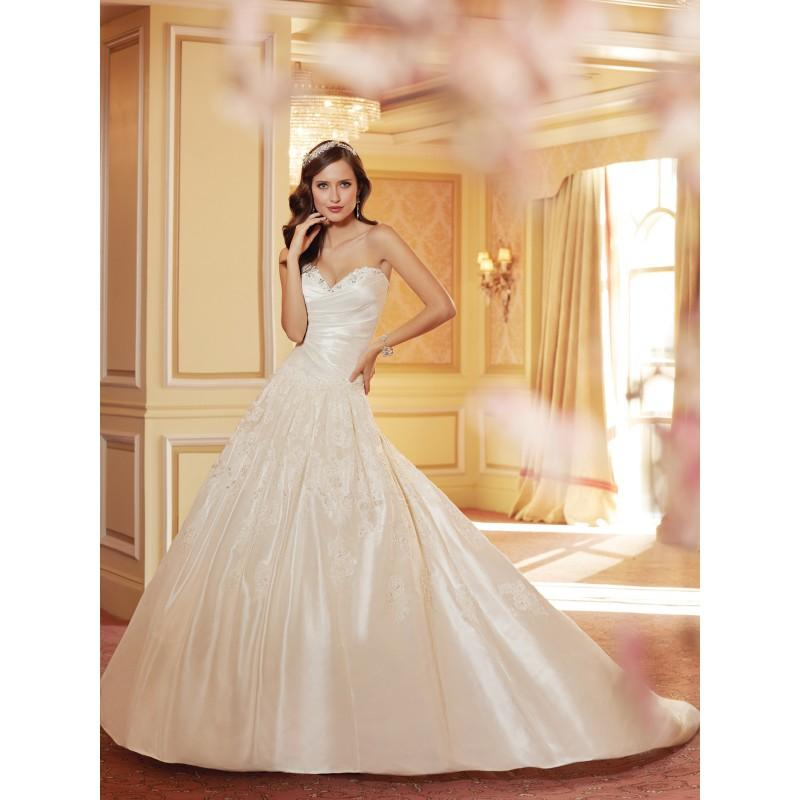 Свадьба - Mon Cheri  Y11421 - Myrcella - Wedding Dresses 2017,Cheap Bridal Gowns,Prom Dresses On Sale