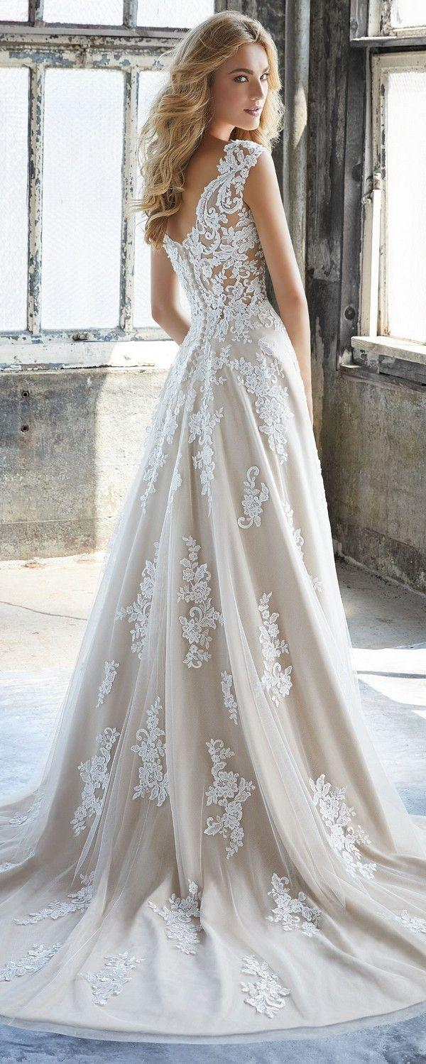 Wedding - Morilee Wedding Dresses For 2018 Trends - Page 2 Of 2