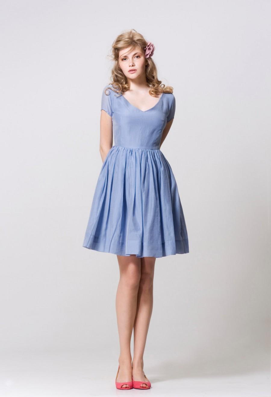 5b7de55fff7 Bridesmaid Dress 50s