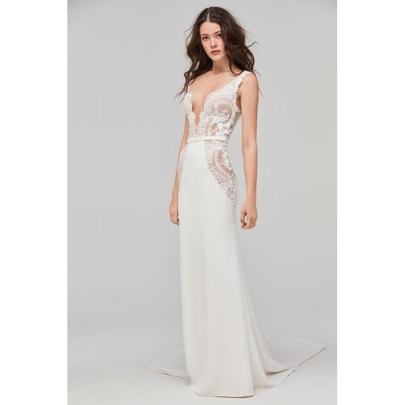 Boda - Willowby by Watters Leif (Unlined) 59420 Wedding Dress - Crazy Sale Bridal Dresses