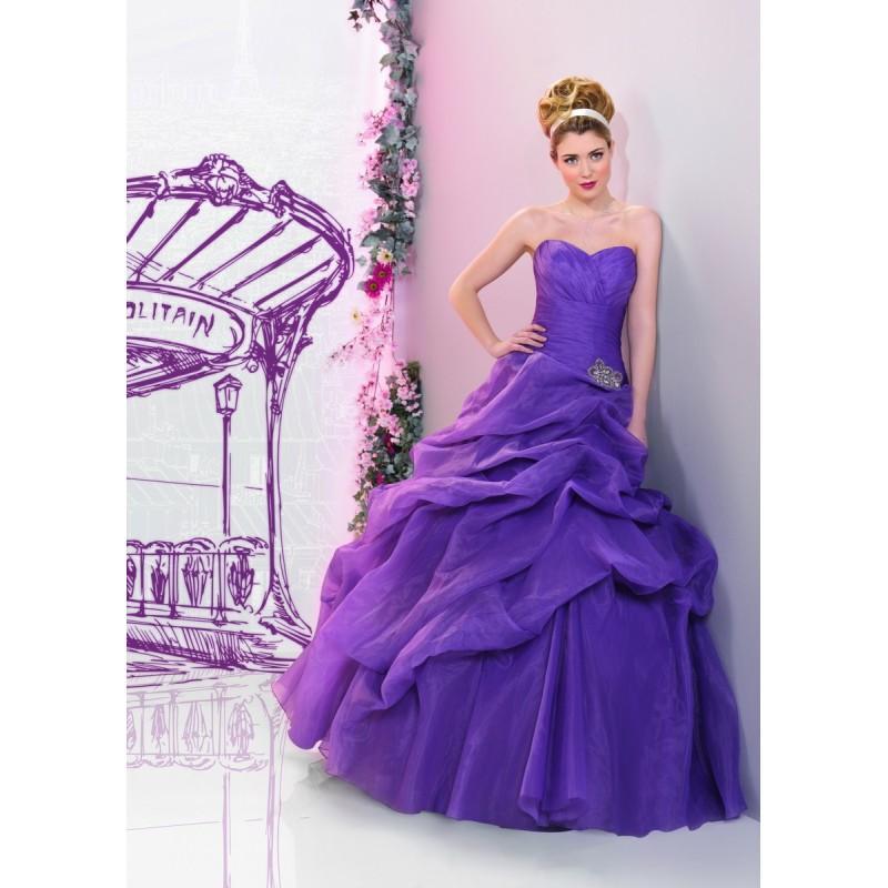 Wedding - Robes de mariée Miss Paris 2016 - 163-20 - Superbe magasin de mariage pas cher