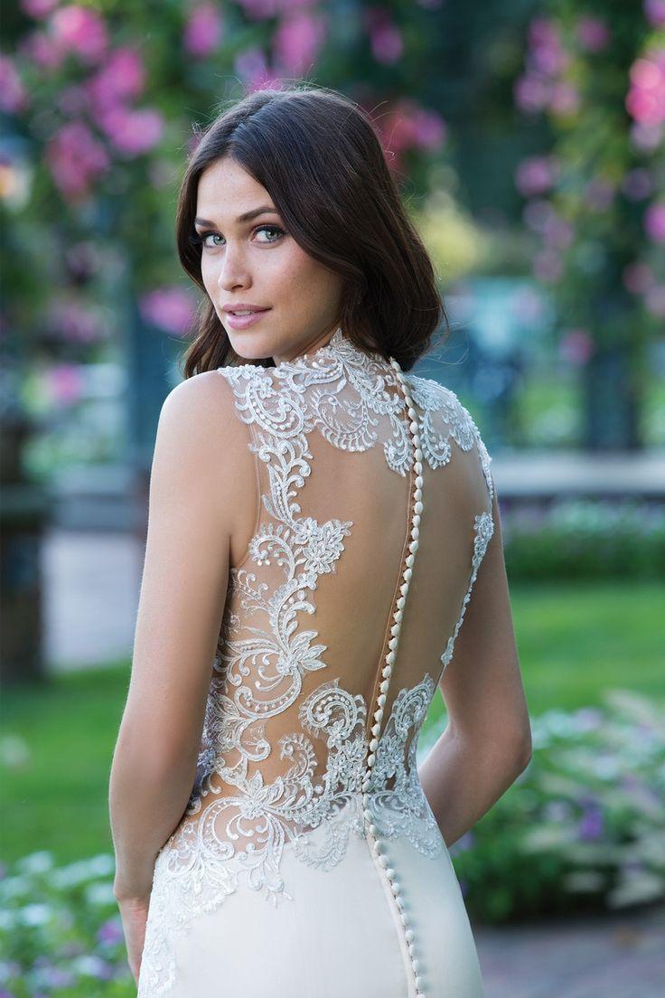 Wedding - Sincerity 3912, $980 Size: 4