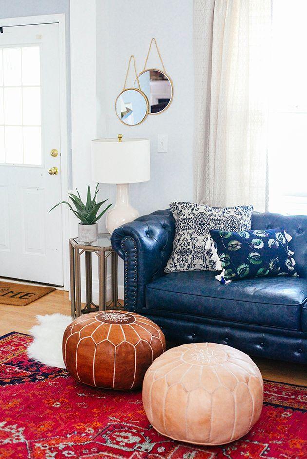 Mariage - Modern Bohemian Home Inspiration