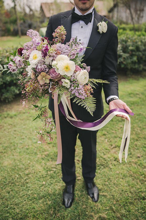 Mariage - Darling Summer Garden Wedding Styled Shoot
