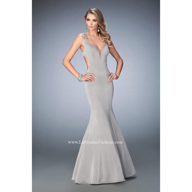Свадьба - La Femme 22631 Jersey Mermaid Prom Dress - Brand Prom Dresses