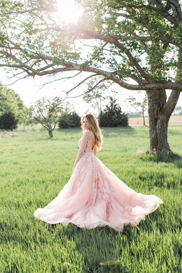 زفاف - Nikki Ferrel From The Bachelor Princess Worthy Engagement Session