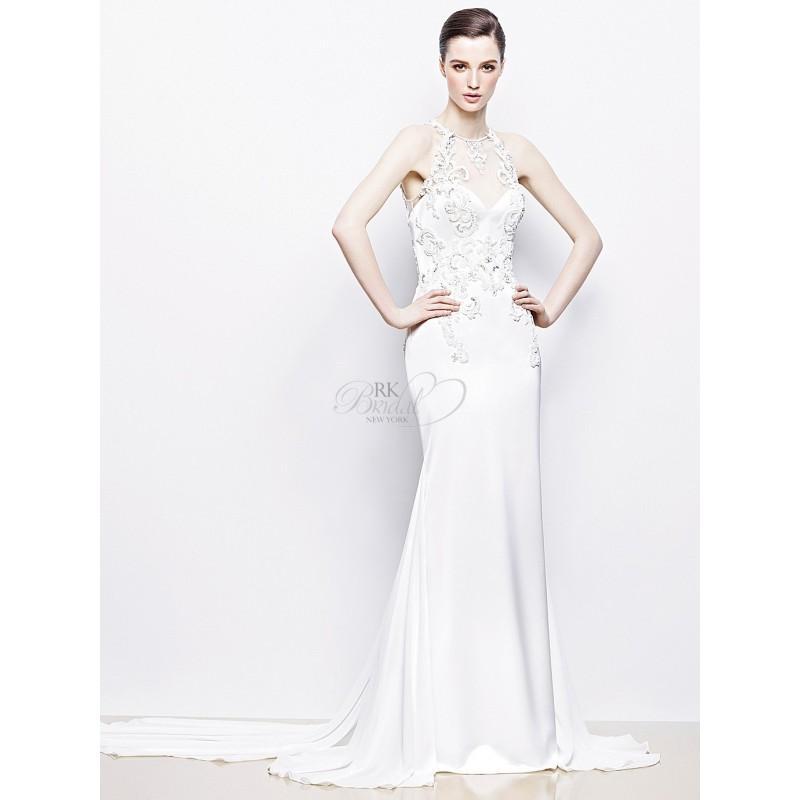 Wedding - Enzoani Bridal Spring 2014 - Ingrid - Elegant Wedding Dresses