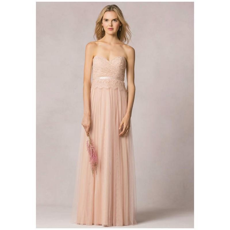 Свадьба - Jenny Yoo Collection (Maids) Ivy Bridesmaid Dress - The Knot - Formal Bridesmaid Dresses 2017