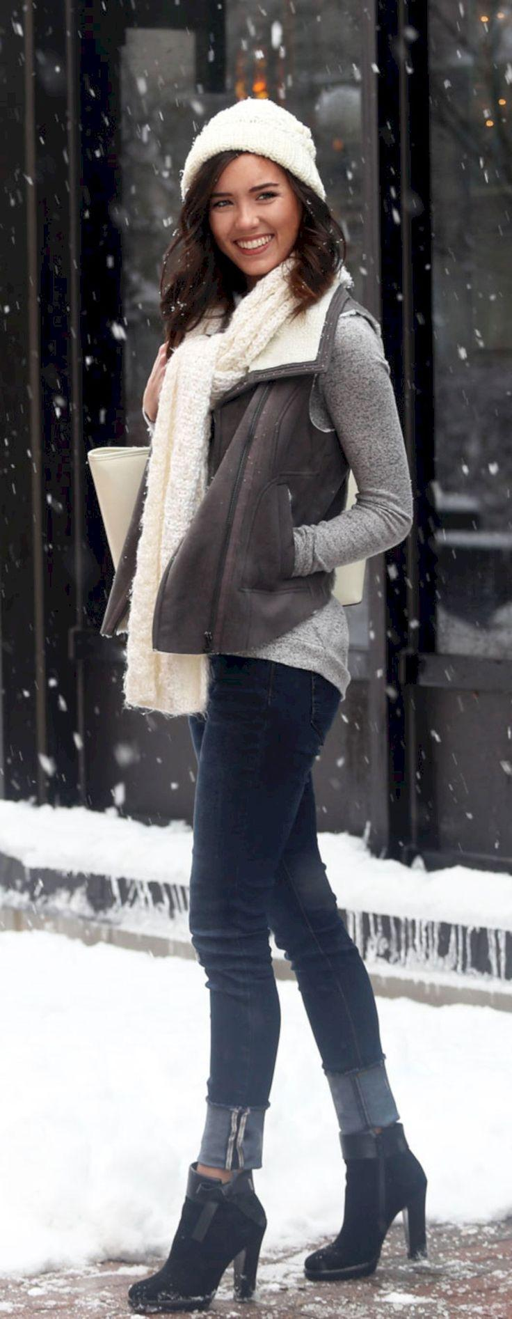 Wedding - 45 Comfy Winter Fashion For Women In 2017