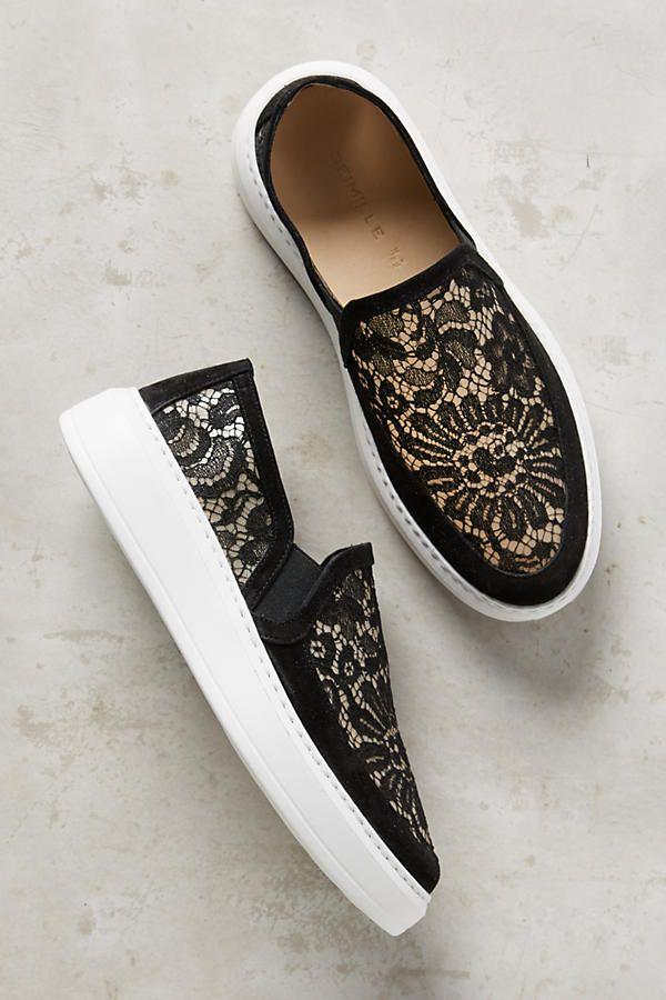 Hochzeit - Deimille Romance Sneakers