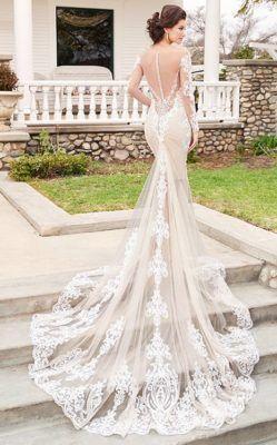 زفاف - Wedding Dress Inspiration - KITTY CHEN